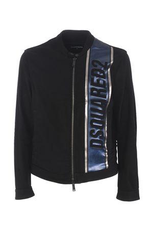 Giubbotto biker Dsquared2 The best shops DSQUARED | 13 | S78AN0002S30564-900