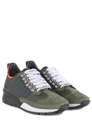 Sneakers uomo Dsquared2 DSQUARED | 5032245 | SNM010108101212-M1540