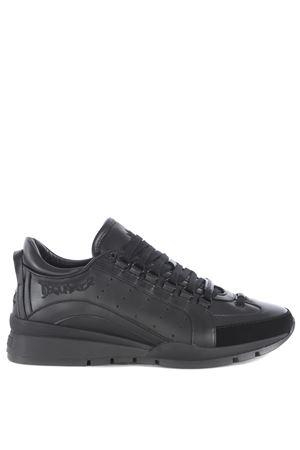 Sneakers uomo Dsquared2 DSQUARED | 5032245 | SNM040406500001-M084