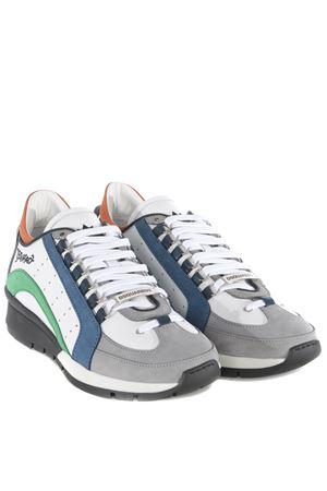 Sneakers uomo Dsquared2 DSQUARED | 5032245 | SNM040411100001-M1230