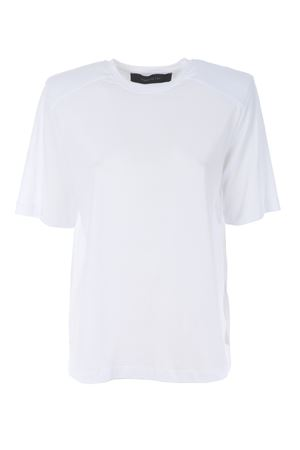 T-shirt Federica Tosi FEDERICA TOSI | 8 | TS095BIANCO