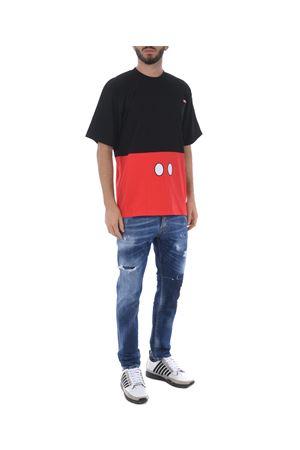 T-shirt GCDS Mickey GCDS | 8 | FW19M02DY07BK