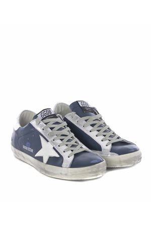 Sneakers uomo Golden Goose superstar GOLDEN GOOSE | 5032245 | G33MS590H89