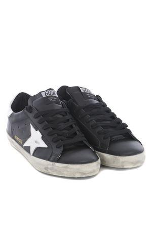 Sneakers uomo Golden Goose superstar GOLDEN GOOSE | 5032245 | G33MS590L27