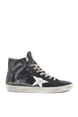 Sneakers hi-top uomo Golden Goose francy GOLDEN GOOSE | 5032245 | G33MS591B47