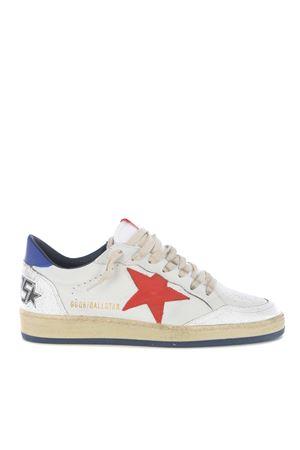 Sneakers uomo Golden Goose ball star GOLDEN GOOSE | 5032245 | G33MS592H8