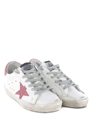 Sneakers donna Golden Goose superstar GOLDEN GOOSE | 5032245 | G33WS590H24