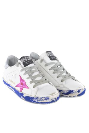 Sneakers donna Golden Goose superstar GOLDEN GOOSE | 5032245 | G33WS590L71