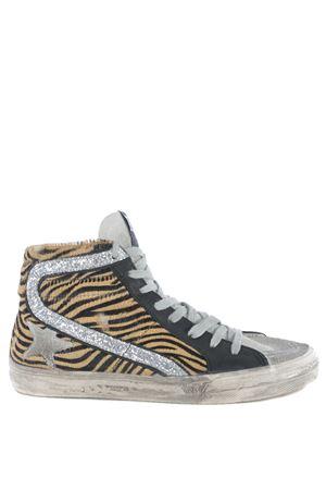 Sneakers hi-top donna Golden Goose slide GOLDEN GOOSE | 5032245 | G33WS595Z3