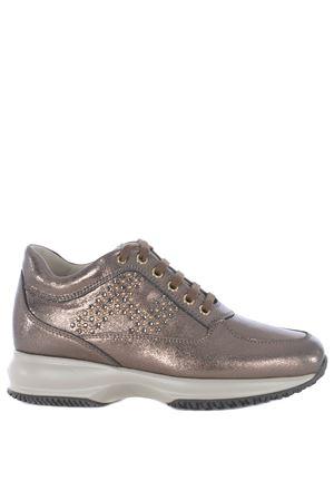 Sneakers donna Hogan Interactive H strass HOGAN | 5032245 | HXW00N0E430MECC405