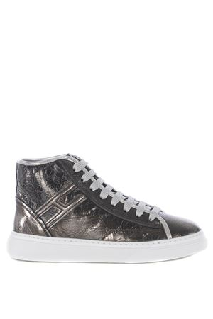 Sneakers hi-top donna Hogan h366 HOGAN | 5032245 | HXW3660J981J73B205