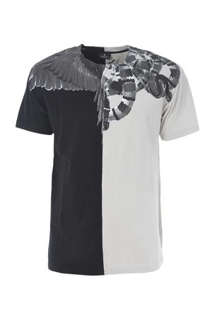 T-shirt Marcelo Burlon County of Milan wings snakes MARCELO BURLON | 8 | CMAA018E180010020606