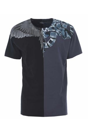 T-shirt Marcelo Burlon  County of Milan wings snakes MARCELO BURLON | 8 | CMAA018E180010021010