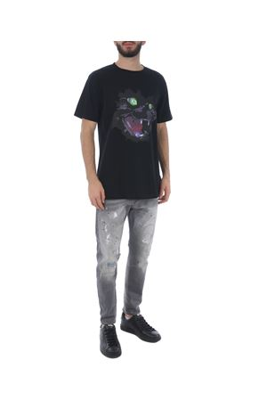 T-shirt Marcelo Burlon County of Milan cat MARCELO BURLON | 8 | CMAA018F180010701088