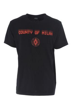 T-shirt Marcelo Burlon County of Milan never sleep MARCELO BURLON | 8 | CMAA018F180010731020
