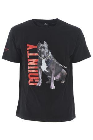 T-shirt Marcelo Burlon County of Milan dogo MARCELO BURLON | 8 | CMAA018F180010821088