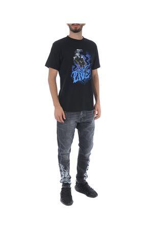 T-shirt Marcelo Burlon County of Milan raven MARCELO BURLON | 8 | CMAA018F180010851088