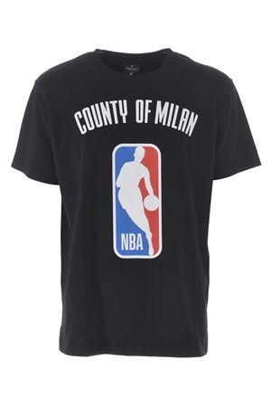 T-shirt Marcelo Burlon County of Milan nba MARCELO BURLON | 8 | CMAA018F180011151088