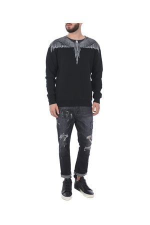 Felpa Marcelo Burlon County of Milan wings MARCELO BURLON | 10000005 | CMBA009E185060011010