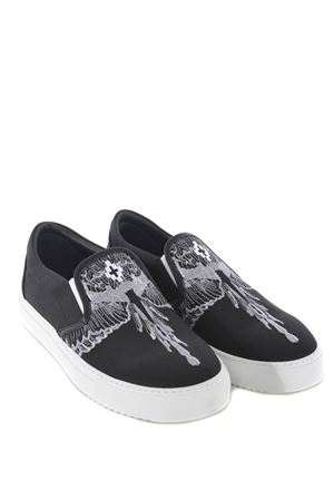Sneakers slip on Marcelo Burlon county of Milan wings MARCELO BURLON | 5032245 | CMIA015F188571231006