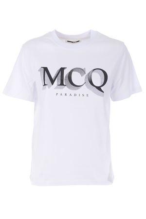 T-shirt MCQ Alexander McQueen MCQ | 8 | 473705RLH44-9000