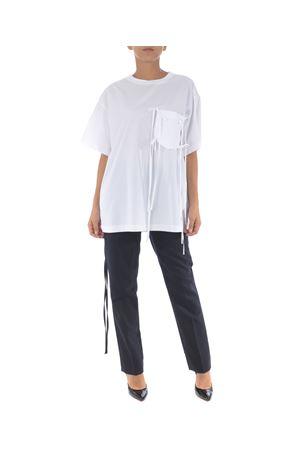 T-shirt MM6 Maison Margiela MM6 MAISON MARGIELA | 40 | S32NC0547S47294-100