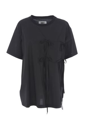 T-shirt MM6 Maison Margiela MM6 MAISON MARGIELA | 40 | S32NC0547S47294-900