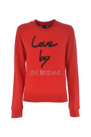 Felpa Love Moschino MOSCHINO LOVE | 10000005 | W630208E1853-081