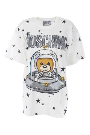 Maxi t-shirt Moschino MOSCHINO | 8 | 07035440-1002