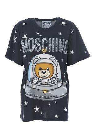 Maxi t-shirt Moschino MOSCHINO | 8 | 07035440-1555