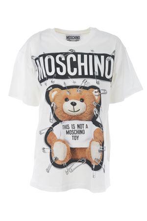 Maxi t-shirt Moschino MOSCHINO | 8 | 07045540-2002