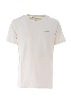 T-shirt Off-White gradient OFF WHITE | 8 | OMAA027F181850050288