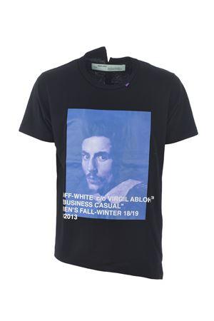T-shirt Off-White Bernini OFF WHITE | 8 | OMAA032F181850111030