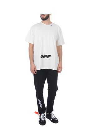 T-shirt Off White wing off OFF WHITE | 8 | OMAA038E181850030210