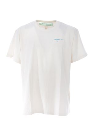 T-shirt Off-White gradient-over OFF WHITE | 8 | OMAA038F181850050288