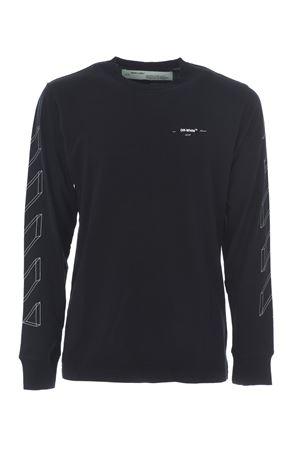 T-shirt Off White diag 3D line OFF WHITE | 8 | OMAB001E181850021001
