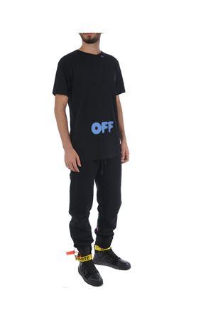 Pantaloni jogging Off White gradient OFF WHITE | 9 | OMCH008F181920321088
