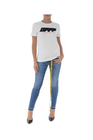 T-shirt Off White OFF WHITE | 8 | OWAA049F18B070580110