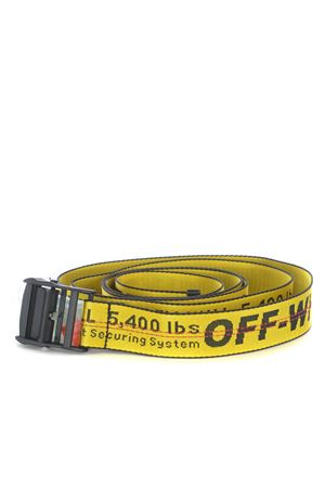 Cintura Off-White classic industrial OFF WHITE | 22 | OWRB009F182230776010