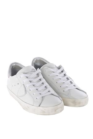 Sneakers donna Philippe Model paris low PHILIPPE MODEL | 5032245 | CLLDV034
