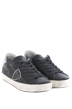 Sneakers donna Philippe Model paris low PHILIPPE MODEL | 5032245 | CLLDV043
