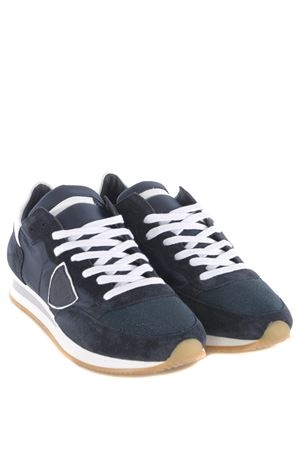 Sneakers uomo Philippe Model tropez low PHILIPPE MODEL | 5032245 | TRLU1117