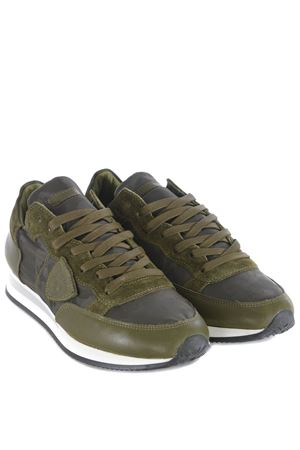Sneakers uomo Philippe Model tropez low PHILIPPE MODEL | 5032245 | TRLUCF26