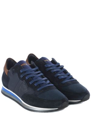 Sneakers uomo Philippe Model tropez low PHILIPPE MODEL | 5032245 | TRLUWZ15