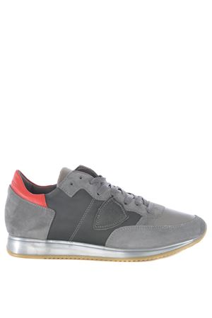 Sneakers uomo Philippe Model tropez low PHILIPPE MODEL | 5032245 | TRLUWZ25