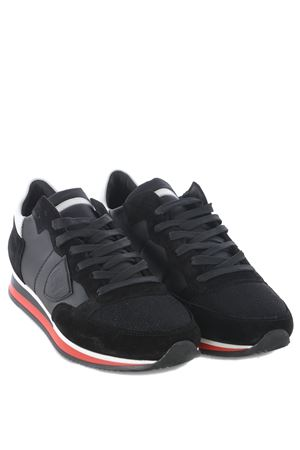 Sneakers uomo Philippe Model tropez low PHILIPPE MODEL | 5032245 | TRLUWZ60