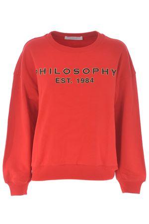 Felpa Philosophy Di Lorenzo Serafini PHILOSOPHY | 10000005 | 17035747-A0128