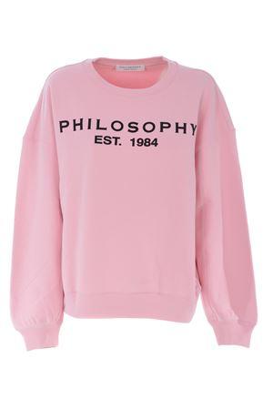 Felpa Philosophy Di Lorenzo Serafini PHILOSOPHY | 10000005 | 17067158-V0224