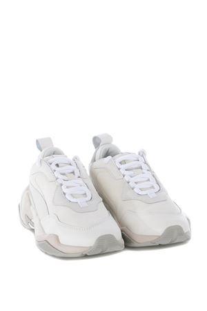 Sneakers donna Puma Thunder desert PUMA | 5032245 | 36799703WHITE-GRAY-VIOLET