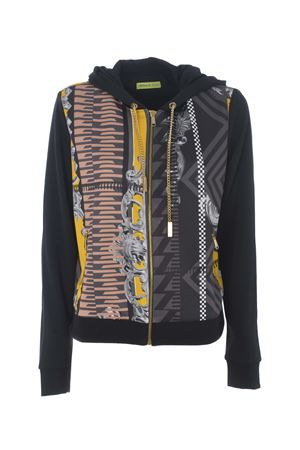 Felpa Versace Jeans fregi VERSACE JEANS | 10000005 | B6HSA797S0450-623